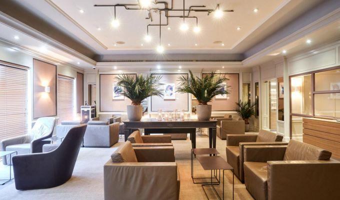 Steigenberger lounge