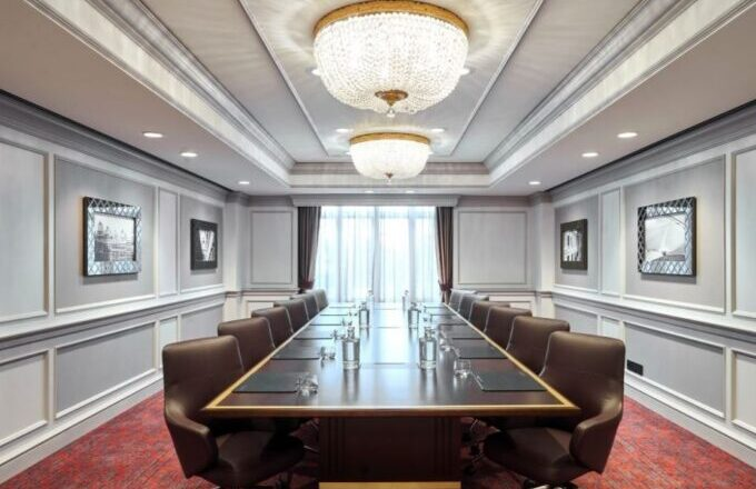 Steigenberger meeting room