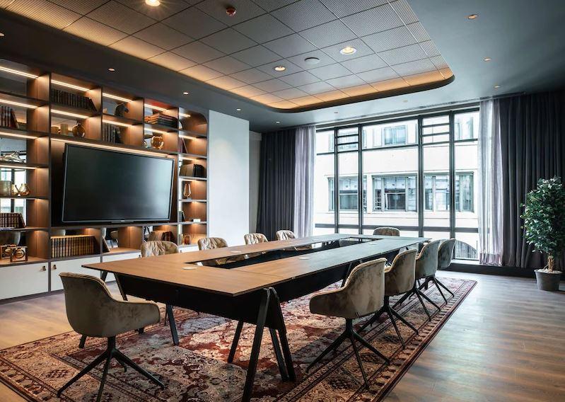 radisson collection hotel meeting room