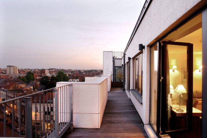 suite chatelain brussels