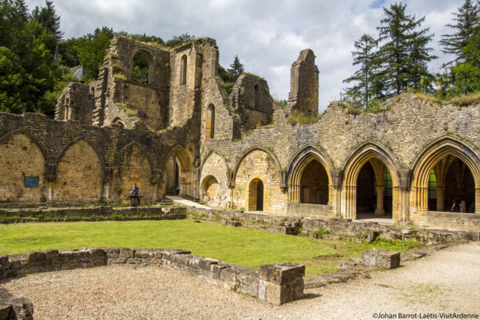 Orvale Abbaye Ardennes