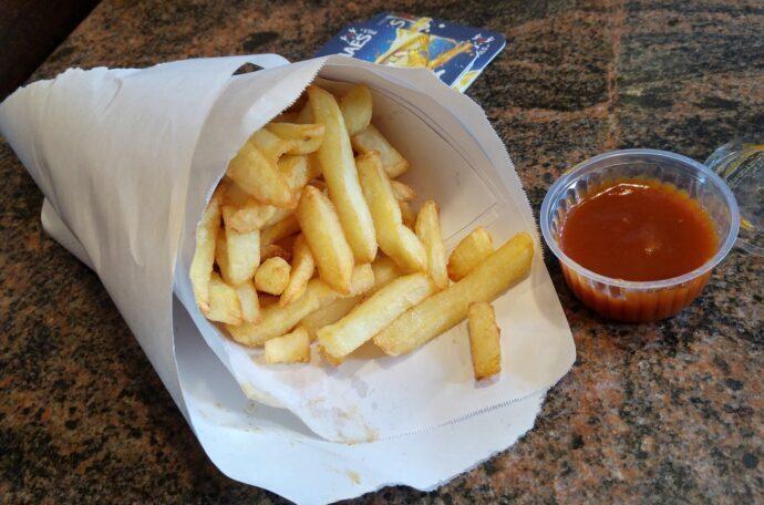 belgian fries