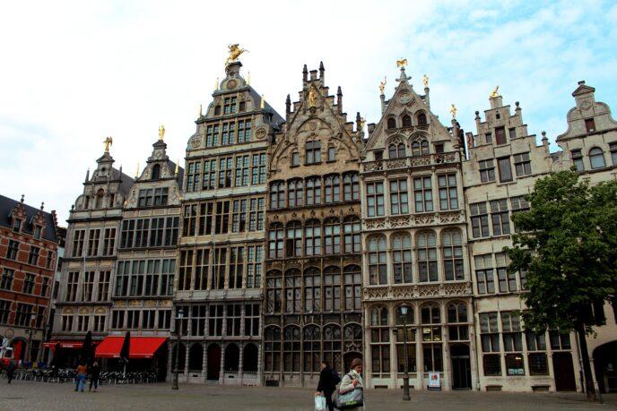 Private Antwerp walking tour