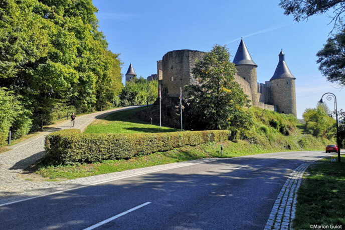 castle ardennes