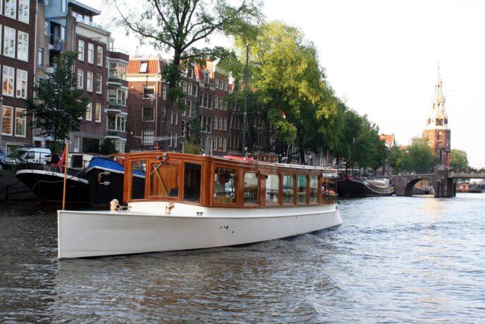 private cruise amsterdam