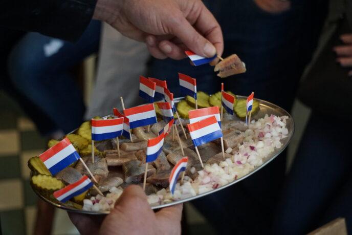 fish tasting Amsterdam tour