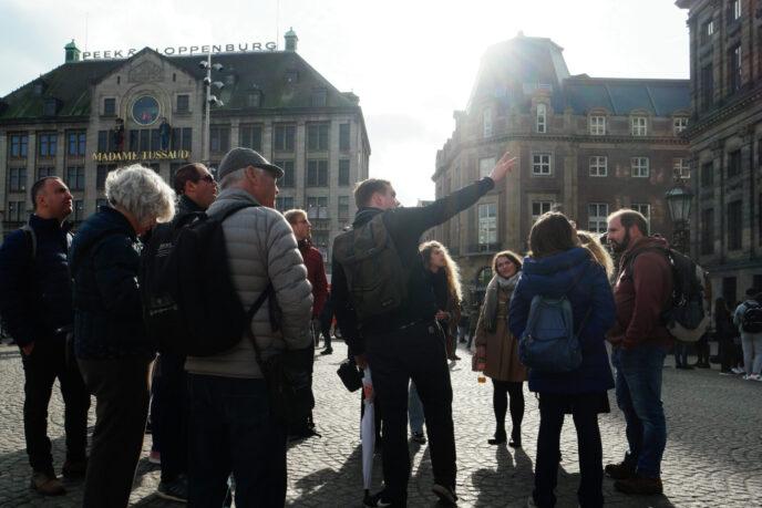 private guide tour Amsterdam