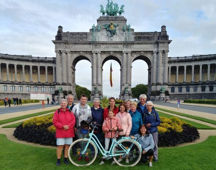 bike tour brussels