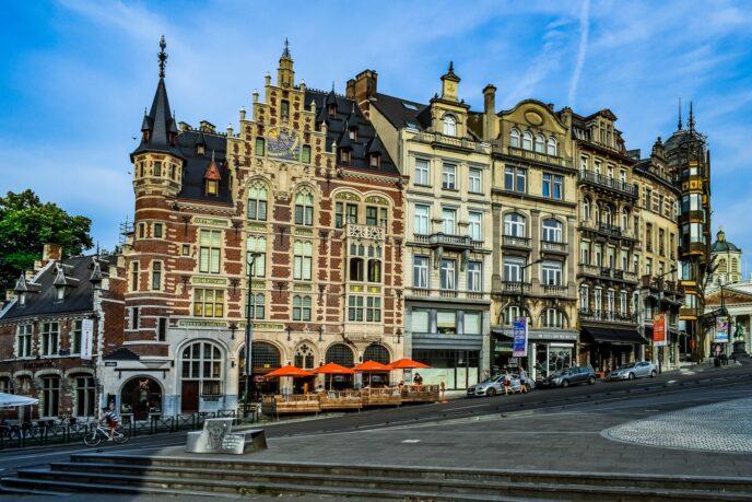 Brussels city tour-2