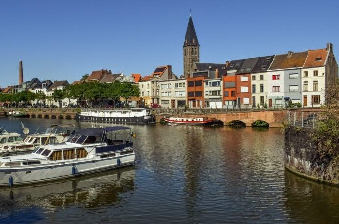 Ghent walking tour